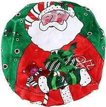 DealMux Coperchio per WC con motivo a Babbo Natale