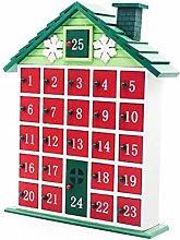 DealMux Creative Christmas Countdown Calendario
