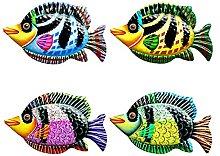 DealMux Decorazione da parete a forma di pesce in