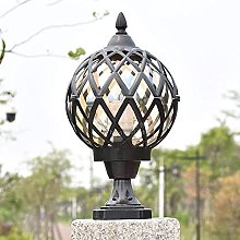 DealMux Dissuasore da esterno Lampada da colonna