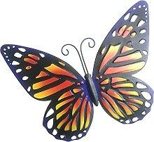 DealMux Farfalle Sculture da parete Farfalla da