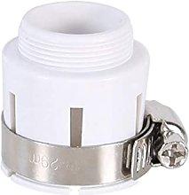 DealMux Filtro per rubinetto in acciaio inox