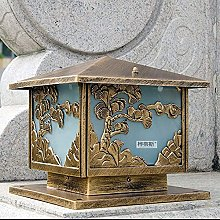 DealMux Lampada da colonna in stile europeo