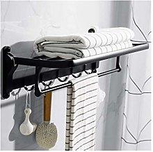 DealMux Mensola da bagno, montaggio a parete,