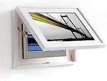 DealMux Modern Minimalist White Light Meter Box