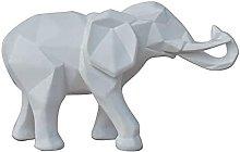 DealMux Moderna Geometrica Astratta Elefante