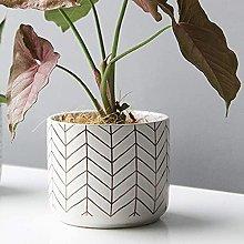 DealMux nordic round spot vaso da fiori in