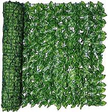 DealMux Pannelli per recinzioni con foglie