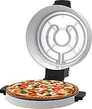 DealMux Pizza Maker Teglia Elettrica Crepe Maker