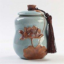 DealMux Porta tè in ceramica personalizzato Porta