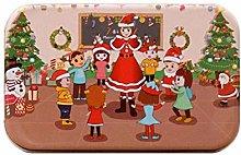 DealMux Puzzle di Babbo Natale, Puzzle di legno