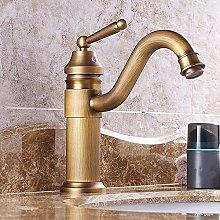 DealMux Retro monocomando in ottone rubinetto