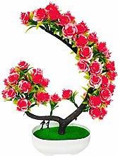 DealMux Rose artificiali, bonsai, decorazioni