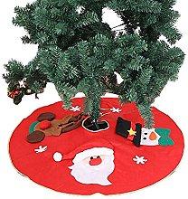 DealMux Round Trim Ornamenti di Natale Decorazioni