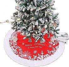DealMux Round Trim Ornamenti di Natale Regalo di