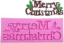 DealMux Stampo Natale Stampo da forno in silicone