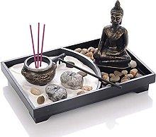 DealMux Statua di Buddha, zen, meditazione,