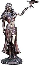 DealMux Statua finitura bronzo, scultura figura