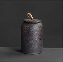 DealMux Tea Caddy Retro ceramica teiera in gres