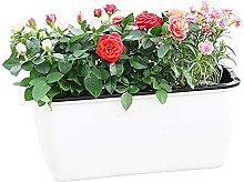 DealMux Vaso da fiori Irrigazione automatica Vaso