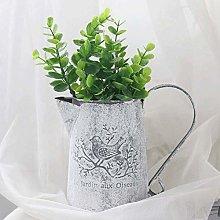 DealMux Vaso di fiori Vaso di fiori in metallo