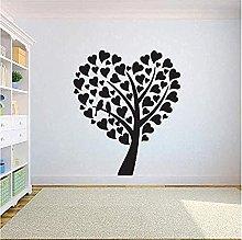 Decalcomanie da muro albero adesivo in PVC camera