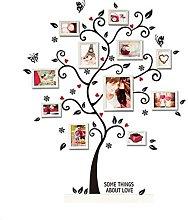 Decalcomanie da muro di Foto albero Decalcomanie