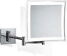 Decor Walther BS 84 Touch specchio LED quadrato
