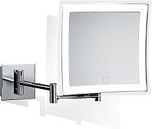 Decor Walther BS 85 Touch specchio LED quadrato