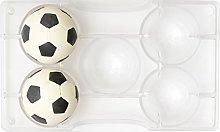 Decora 0050104 Stampo Cioccolato Pallone Calcio