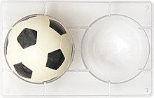 Decora 0050105 Stampo Cioccolato Pallone Calcio,