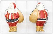 Decora 0050110 Stampo Babbo Natale, 69X105MM