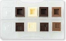 Decora 0050126 Stampo Cioccolatino Quadro