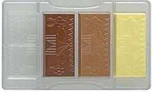 Decora 0050135 Stampo Cioccolato Tavoletta Circo