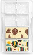 Decora 0050136 Stampo Cioccolato Tavoletta