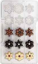 Decora 0050142 Stampo Professionale Cioccolato