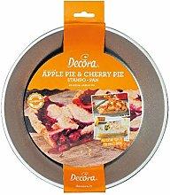Decora 0075032 Stampo Apple Cherry Pie 23 cm, Steel