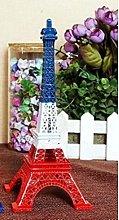 Decorazione, Bronzo Torre Eiffel Modello statua,