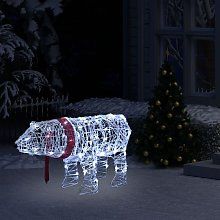 Decorazione Luminosa di Natale Orso 45 LED