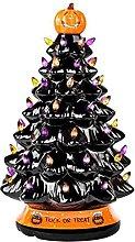 Decorazione per Halloween e decorazioni natalizie