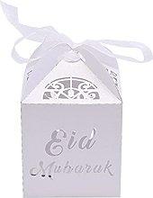 Decorazione Ramadan Box Candy Box EID. Confezione