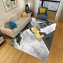 Decorazioni Camera grigio Tappeti Arredi Semplice