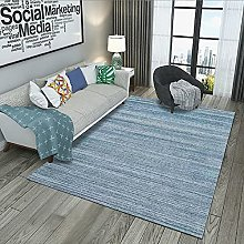 decorazioni casa Blue rettangolare tappeto