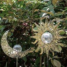 Decorazioni da giardino decorative per esterni con