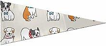 Decorazioni per feste Bandiere Cucciolo di cane