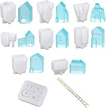 Dedepeng Stampo in silicone 12 pezzi / set di