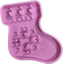 Dedepeng Stampo in silicone a forma di Babbo