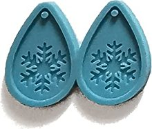 Deendeng Stampo in silicone per Natale, 2 pezzi,