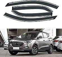 Deflettori Aria per Hyundai IX35 2010-2017, 4