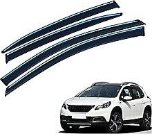 Deflettori Aria per Peugeot 2008 2014-2019, 4